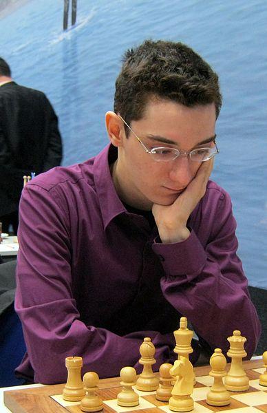 Fabiano Caruana, die Nr. 6 der Welt